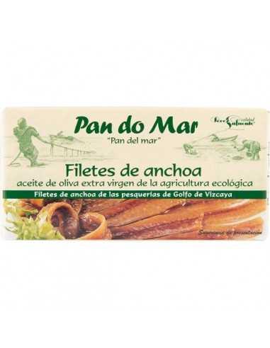 Filetes de Anchoas en Aceite de Oliva Eco