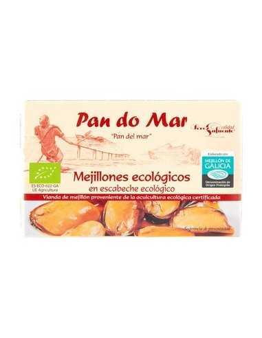 Mejillones en Escabeche Eco