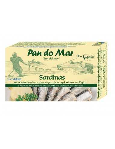 Sardinas en Aceite de Oliva Eco